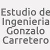 Estudio De Ingenieria Gonzalo Carretero