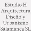 Estudio H Arquitectura Diseño y Urbanismo Salamanca SL