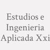 Estudios e Ingenieria Aplicada Xxi
