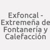 Exfoncal - Extremeña de Fontanería y Calefacción