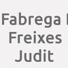 Fabrega I Freixes  Judit