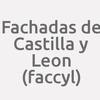 Fachadas De Castilla Y Leon  (faccyl)