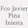 Fco Javier Pina Iniesta