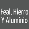Feal, Hierro y Aluminio