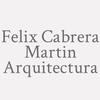 Felix Cabrera Martin Arquitectura