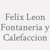 Felix Leon Fontaneria Y Calefaccion