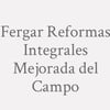 Fergar Reformas Integrales Mejorada del Campo