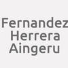Fernandez Herrera Aingeru