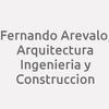 Fernando Arevalo, Arquitectura Ingeniería Y Construcción