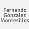 Fernando Gonzalez Montesillos