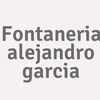 Fontaneria Alejandro Garcia