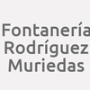 Fontanería Rodríguez Muriedas