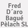 Fred D´aro Bagué Pèlach SL
