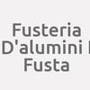 Logo Fusteria  D'alumini I Fusta_201992