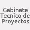 Gabinate Tecnico De Proyectos