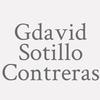 Gdavid Sotillo Contreras