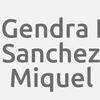 Miquel Gendra I Sanchez