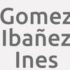 Gomez Ibañez Ines