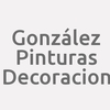 González Pinturas Decoracion