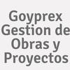 Goyprex Gestion de Obras y Proyectos
