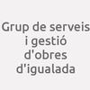 Grup De Serveis I Gestió D'obres D'igualada