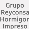 Grupo Reyconsa Hormigón Impreso