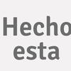 Hecho Esta