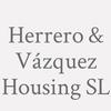 Herrero & Vázquez Housing S.l.