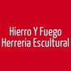 Hierro y Fuego Herrería Escultural
