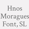 Hnos Moragues Font, SL