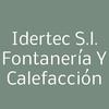 Idertec S.L. Fontanería y Calefacción