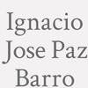Ignacio Jose Paz Barro