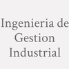 Ingenieria de Gestion Industrial