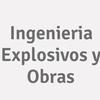 Ingenieria Explosivos y Obras