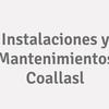 Instalaciones Y Mantenimientos Coalla.s.l.