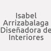 Isabel Arrizabalaga Diseñadora de Interiores