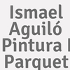 Ismael Aguiló Pintura I Parquet