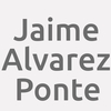 Jaime Alvarez Ponte