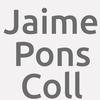 Jaime Pons Coll