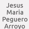 Jesus Maria Peguero Arroyo