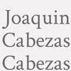 Joaquin Cabezas Cabezas