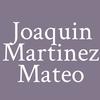 Joaquin Martinez Mateo - Pintura