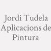 Jordi Tudela Aplicacions De Pintura