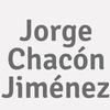 Jorge Chacón Jiménez