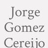 Jorge Gomez Cereijo