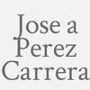 Jose a Perez Carrera