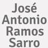 José Antonio Ramos Sarro