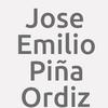 Jose Emilio Piña Ordiz