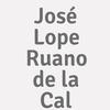 José Lope Ruano de la Cal