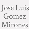Jose Luis Gomez Mirones